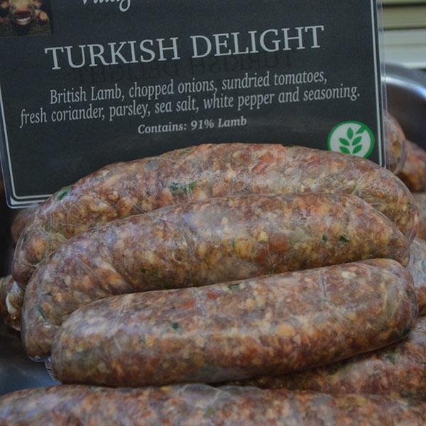 Turkish Lamb Sausages
