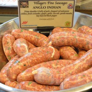Anglo Indian Sausages