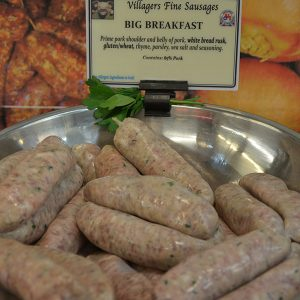 Big Breakfast Sausages
