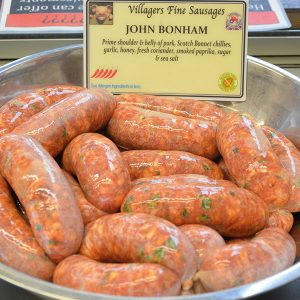 John Bonham Sausages