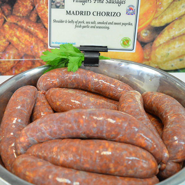 Madrid Chorizo Sausages