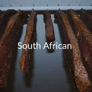 South African Sausages