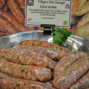 Thai Pork Sausages