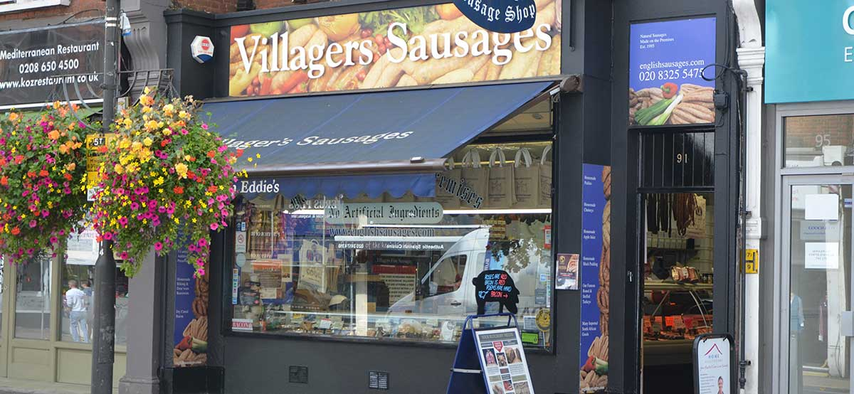 Villagers Fine Sausage Shop