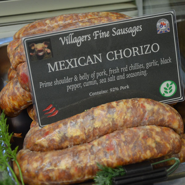 Mexican Chorizo Sausages